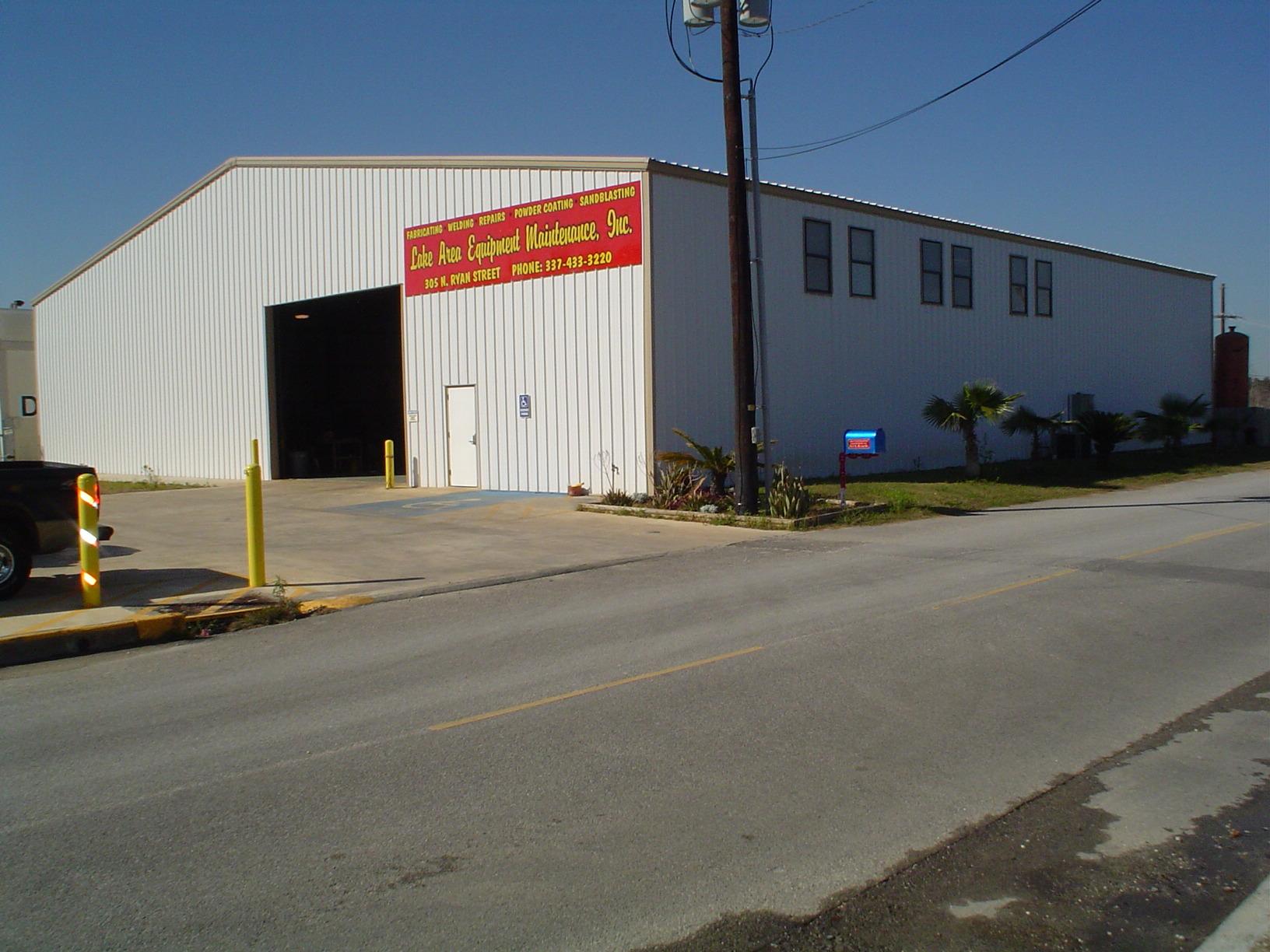 Lake Area Equipment Maintenance Inc