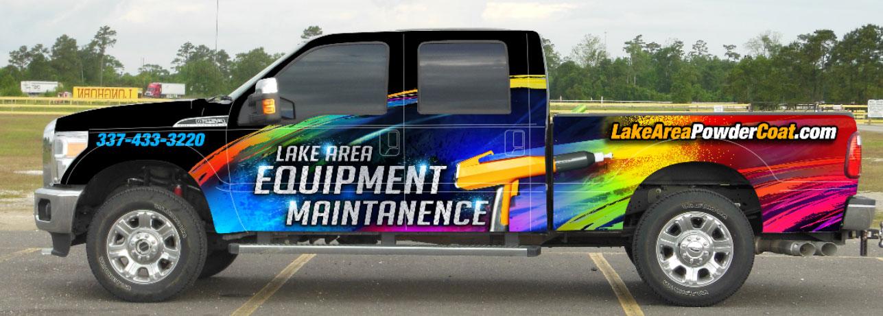 Lake Area Equipment Maintenance Lake Charles, LA